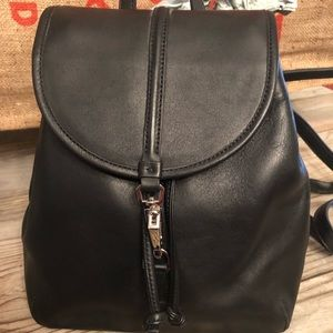 Handbags - Brand New Leather Backpack